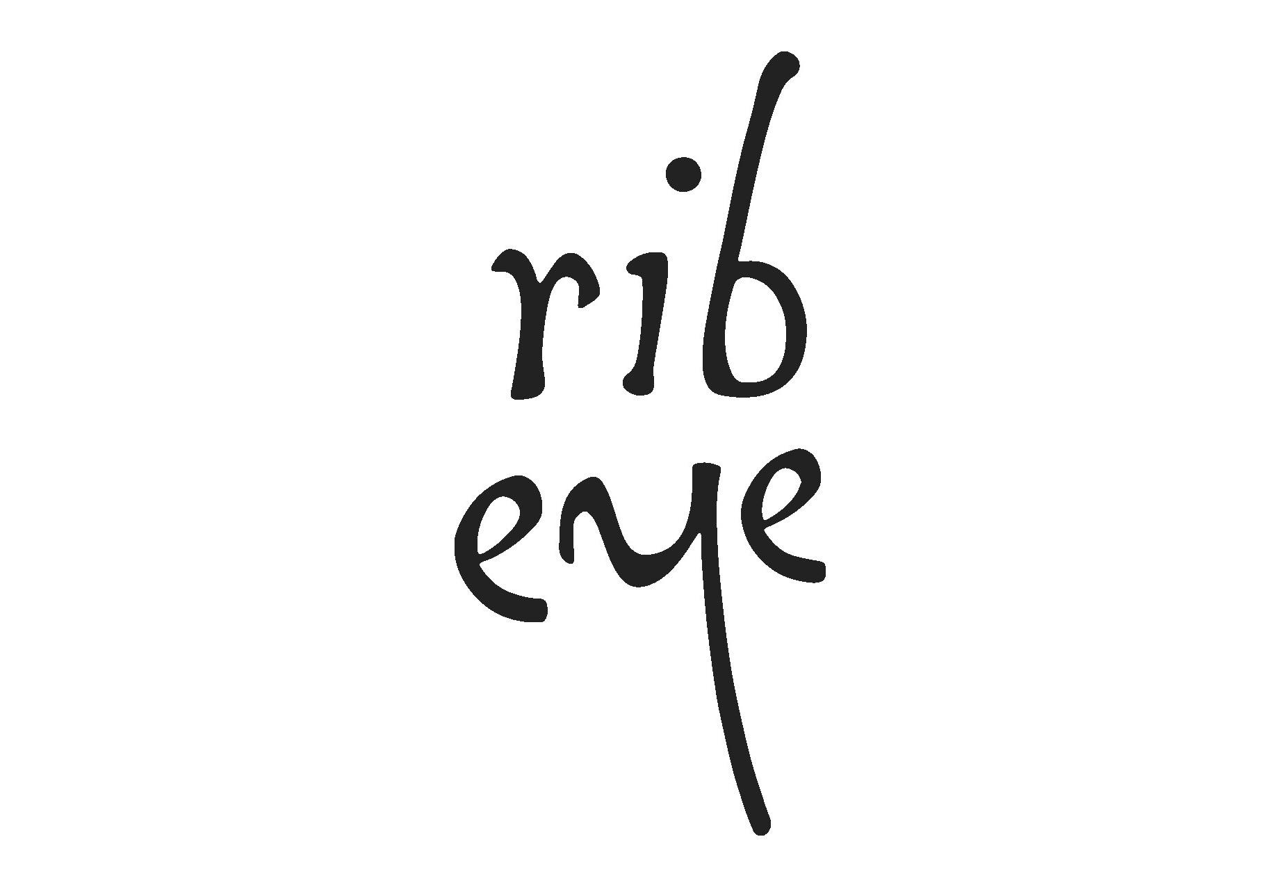 rib eye logo